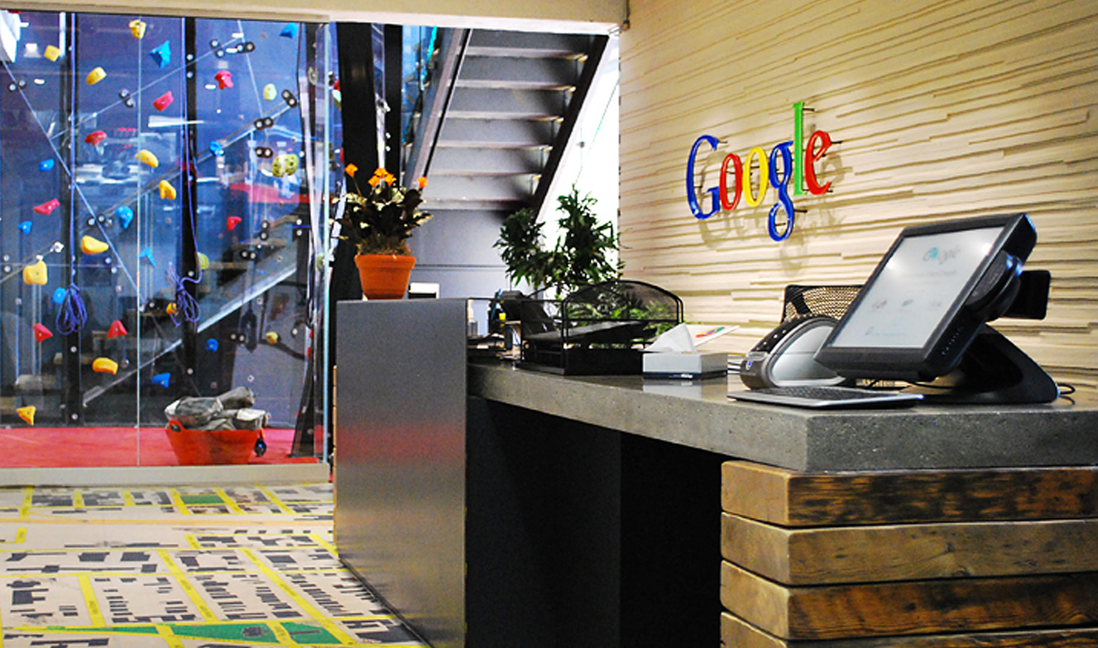 Google office, Montreal