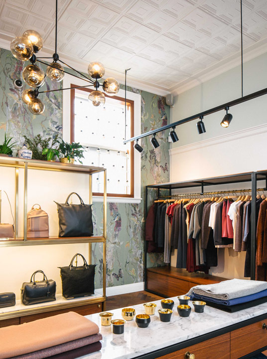 Boutique Want, Westmount